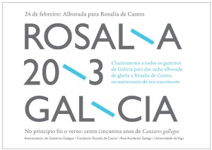 Cartel Alborada