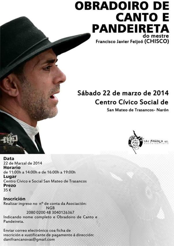 cartaz Chisco