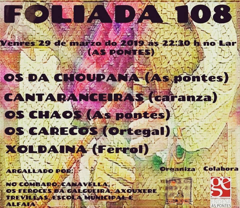 108 Foliada